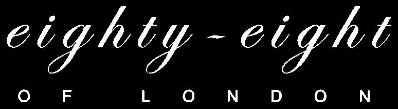 88 of London logo